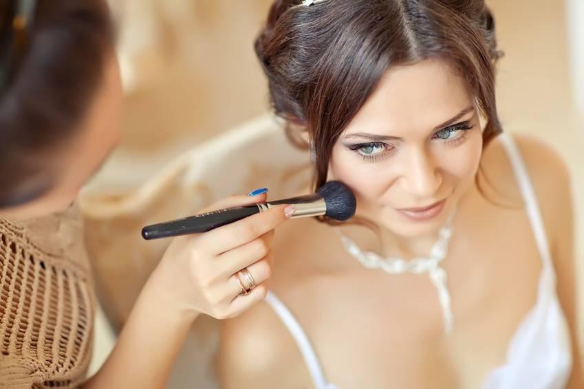 Braut Make-Up SweetBeauty